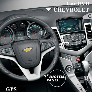 Штатная магнитола Chevrolet