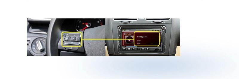 Рулевые кнопки Incar AHR-2484
