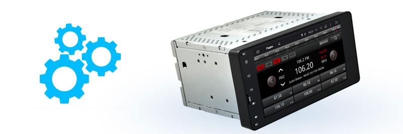 Функциональные возможности Incar AHR-6197
