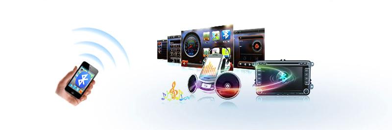 Incar AHR-7280 Bluetooth