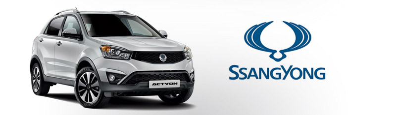 Incar AHR-7789 SsangYong Action