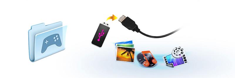 Incar FEX-FRD Порт USB